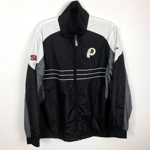Washington Redskins SI NFL Windbreaker Jacket L